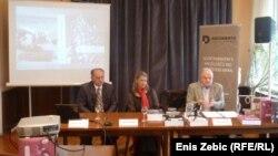 Promocija Bosanske knjige mrtvih u Zagrebu, 28. svibanj 2013.
