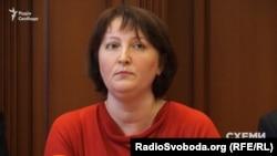 Голова Національного агентства України з питань запобігання корупції (НАЗК) Наталія Корчак