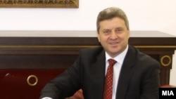 Македонскиот претседател Ѓорге Иванов