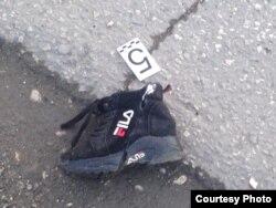 Обувь смертницы