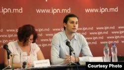 Antonița Fonari și Adrian Lupusor (Expert-Grup)