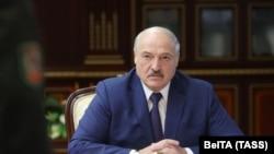 Belarus lideriri Aleksandr Lukashenka