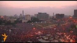После смещения Мурси