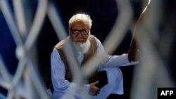 Motiur Rahman Nizami, lider i partisë më të madhe islamike në Bangladesh, Jamaat-e-Islami.