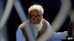 Motiur Rahman Nizami ölüm hökmü elan ediləndən sonra
