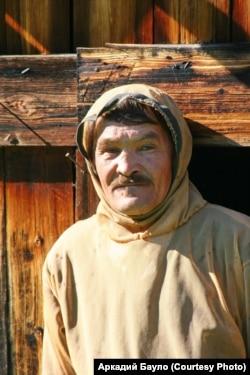 Александр Вынгелев, представитель народа манси
