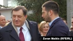 Milorad Dodik predsjednik RS