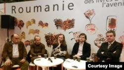 La Salonul de Carte 2014 de la Paris