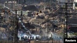 Израил менен Палестинанын ортосундагы Газа сектору
