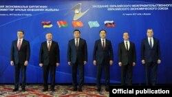 Премьер-министры государств-членов ЕАЭС, Бишкек, 7 марта 2017 г․