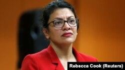 Рашида Тлаіб звинуватила владу Ізраїлю у використанні її сімейного становища