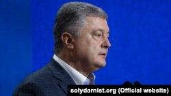 Петро Порошенко нагадав, що економічні зв'язки з окупованими територіями були призупинені 15 березня 2017 року рішенням РНБО