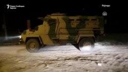 Турција почна и копнена офанзива во Сирија
