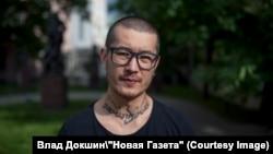"""Али Феруз. Фотография: Влад Докшин, """"Новая газета""""."""
