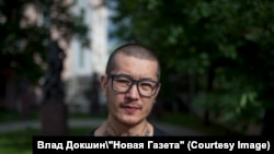 Алі Фэруз. Фота Ўлада Докшына («Новая газэта»)