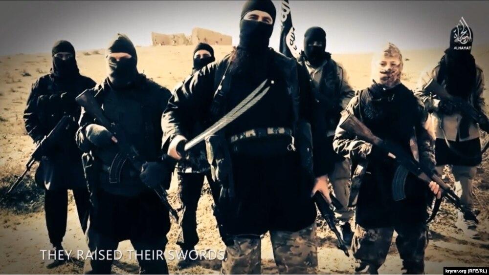 ИГИЛ угрожает захватить Крым