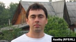 """Вадим Рудаков, историк, консультант фильма """"Орда""""."""