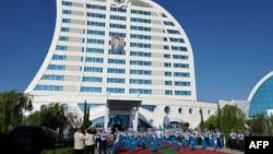 """Отель """"Гами"""", Национальная туристическая зона """"Аваза""""."""