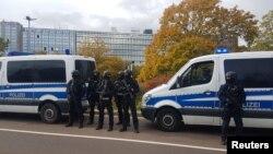Policia gjermane
