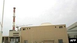 مقامات روسیه می گویند نیروگاه بوشهر تا پایان سال جاری تکمیل می شود. (عکس از AFP)