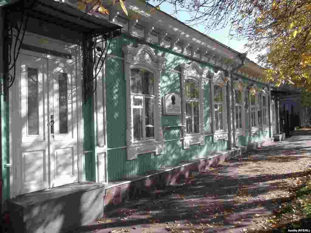 Мәҗит Гафуринең йорт-музее