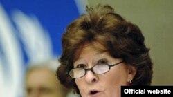 لوئیس آربور، مامور عالی رتبه حقوق بشر سازمان ملل، از ماه ژوئن به کار خود ادامه نمی دهد.
