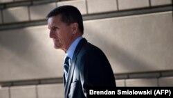 Michael Flynn, former White House national security adviser (file photo)