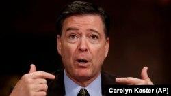 Ish-drejtori i FBI-së, James Comey