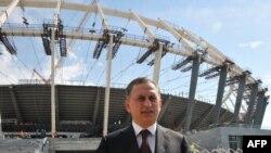 Міністр інфраструктури України Борис Колесніков