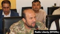 د افغانستان د کورنیو چارو وزیر تاج محمد جاهد