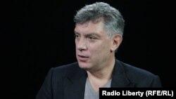 Ресейлік оппозициялық саясаткер Борис Немцов (1959-2015 жж.).