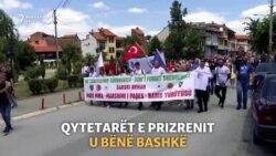 Marshi për Srebrenicën