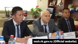 Зустріч влади Криму з «китайськими інвесторами»