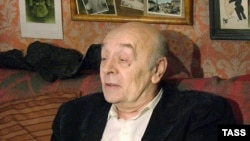 Актер Леонид Броневой. Архивное фото.