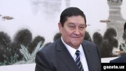 Рустам Иноятов в бытность председателем Службы национальной безопасности (СНБ) Узбекистана