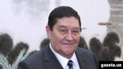 Председатель СНБ Узбекистана Рустам Иноятов.