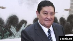 Председатель службы национальной безопасности (СНБ) Узбекистана Рустам Иноятов.