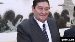 Рустам Иноятов в бытность руководителем СНБ Узбекистана.