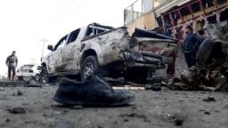 آرشیف، محل وقوع حمله انتحاری در کابل