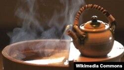 Ысык чай.