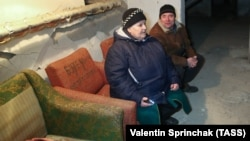 A Journey Into The Trenches And Bomb Shelters As Military Tensions Escalate In Eastern Ukraine