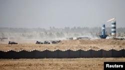 Իրաքի զինված ուժերը Ֆալուջայում, 17-ը հունիսի, 2016թ․