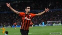 Հենրիխ Մխիթարյանը ճանաչվել է ԱՊՀ լավագույն ֆուտբոլիստ