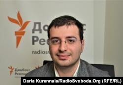 Ираклий Джанашия, эксперт по вопросам национальной безопасности и обороны Украины Украинского института будущего