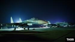 Су-27. Иллюстративное фото.