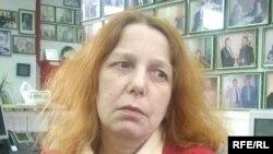 Галина Пагутяк, лауреат Шевченківської премії 2010 року за книгу прози «Слуга з Добромиля»
