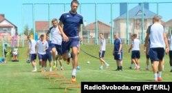Футболісти «Маріуполя» готуються до нового сезону у Прем'єр-лізі