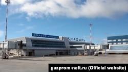 Аэропорт в Анадыре