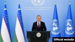شوکت میرضیایف، رئیس جمهور اوزبکستان