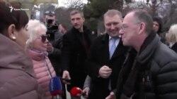 В Крым прибыли политики из нескольких европейских стран (видео)